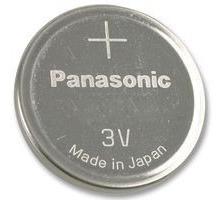 Bateria Panasonic Cr2412 - Pack C/ 4 Baterias