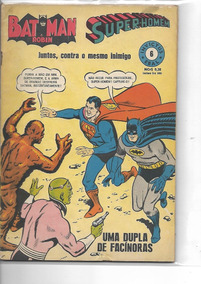 Gibis Antigos, Invictus, Batman, Superman