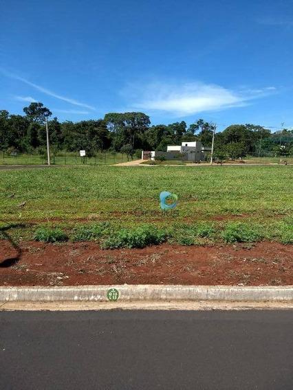 Terreno Residencial À Venda, Portal Da Mata, Ribeirão Preto. - Te0692