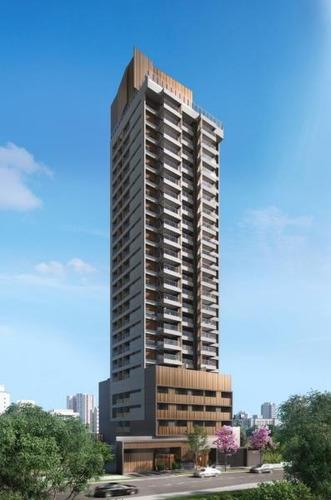 Imagem 1 de 15 de Studio Para Venda Em São Paulo, Vila Nova Conceição, 1 Dormitório, 1 Banheiro - Cap2840_1-1287823