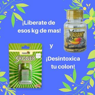 Xabiany Más Skoner Liberate De Los Kilos Extra