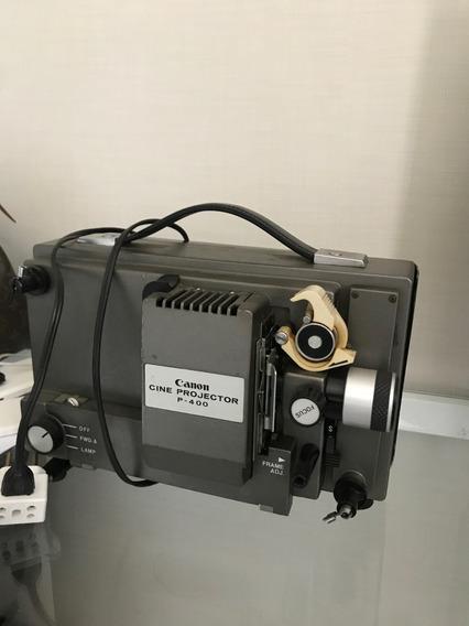 Projetor 8mm Canon Cine Projector C-400