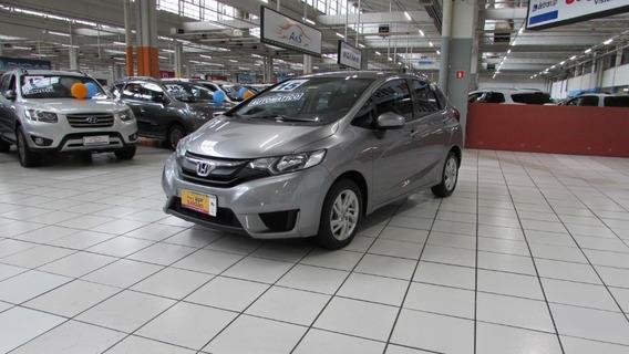 Honda Fit Lx 1.5 Aut Ano 2015