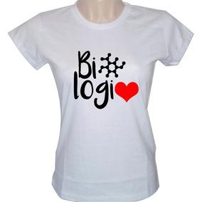 e378d6600 Camisetas Personalizadas Biologia Feminina - Calçados