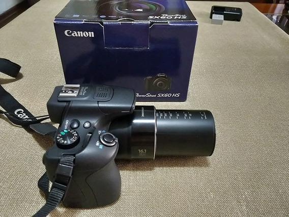Canon Powershot Sx60 Hs Zoom 65x