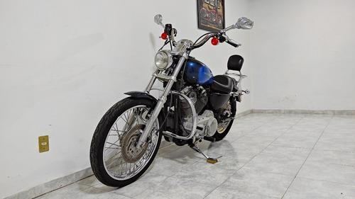 Imagen 1 de 15 de Harley Davidson Sportster Custom 883cc 2004