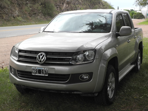 Volkswagen Amarok 2.0 Cd Tdi 4x2 Highline Pack Cuero 2014