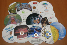 Impresión - Multicopia Cd Y Dvd. Traspasos De Videos A Dvd