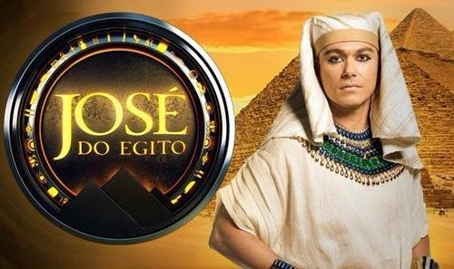 José Do Egito, Novelas Em Dvd Completas, Ótima Qualida