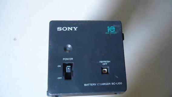 Sucata De Carregador Sony Modelo Bc-l100 ( Leia O Anuncio )