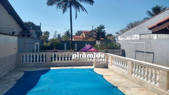Casa Com 3 Dormitórios À Venda, 148 M² Por R$ 650.000,00 - Jardim Britânia - Caraguatatuba/sp - Ca4763