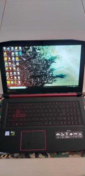 Notebook Gamer Acer Nitro 5 24gb Ram I5 7 Geração Placa 1050