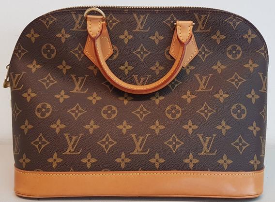 Cartera Alma Louis Vuitton - Nueva