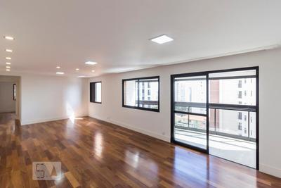 Apartamento No 6º Andar Mobiliado Com 3 Dormitórios E 2 Garagens - Id: 892889695 - 189695