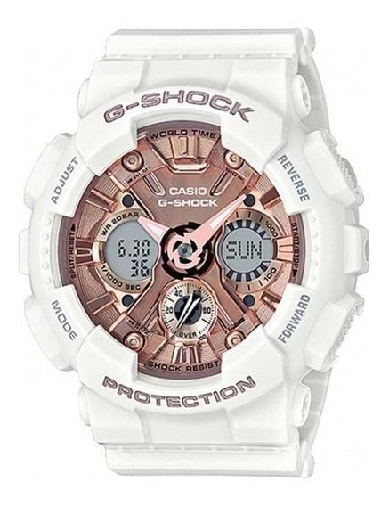 Relógio Casio G-shock Gma-s120mf-7a2dr