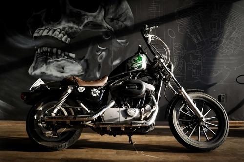 Harley Davidson Xl 883 Custom