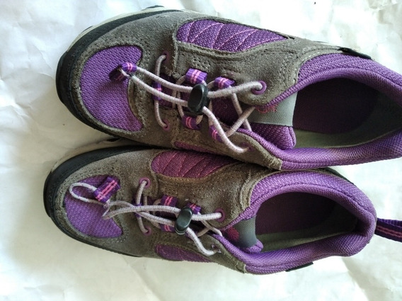 Zapatos Timberland Impermeables Niña Nro 32