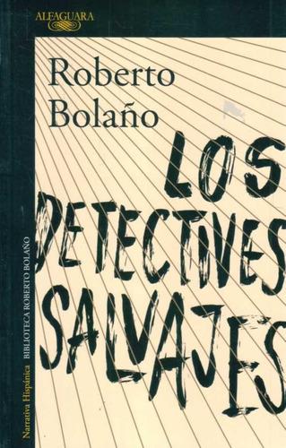 Detectives Salvajes / Roberto Bolaño (envíos)