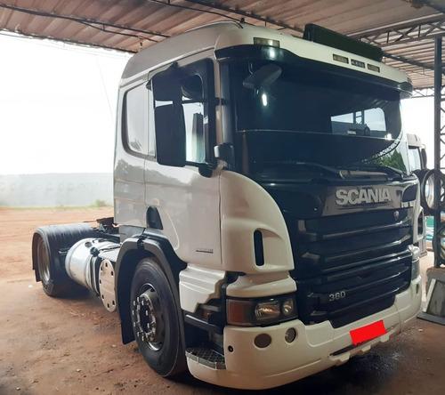 Scania - P360 - 4x2 - Automática - 2015 - Filé - Completa