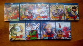Dragon Ball Z Serie Completa Bluray Box - Blu Ray (oferta)