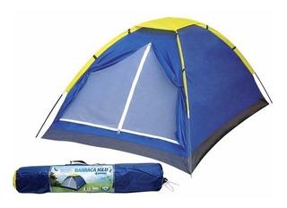 Barraca 4 Pessoas Mor Camping Praia Acampamento