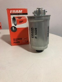 Fram C8837 Filtro combustible