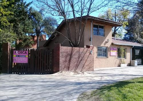 Casa + 3 Deptos  Fco. Alvarez Centro Ideal Multifamiliar