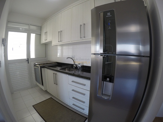 Apartamento Padrão Em Curitiba - Pr - Ap0254_impr