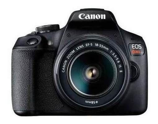 Câmera Digital Canon Eos Rebel T7 Dslr Gratis Cartão Sd 32gb