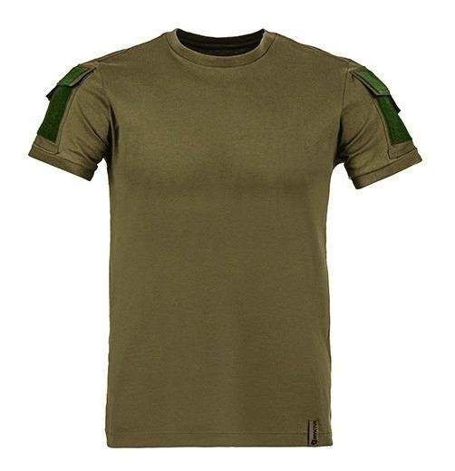 Camiseta Tshirt Army Verde - Invictus