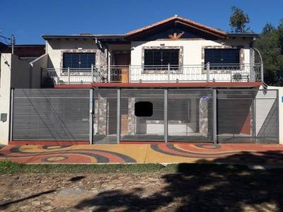 Alquilo Hermosa Casa En Luque Zona Reimpex Cod 2790