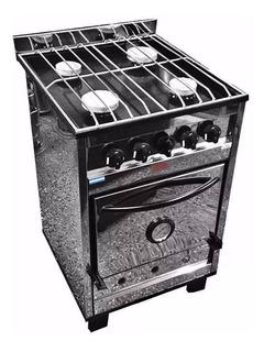 Cocina Industrial Tecnocalor Petit 4 H 55cm Pizzero Ahora 12