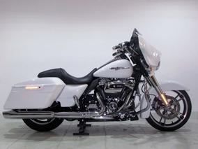 Harley-davidson Street Glide Special 2017 Branca
