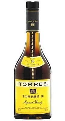 Brandy Torres 10 1.5 Litros