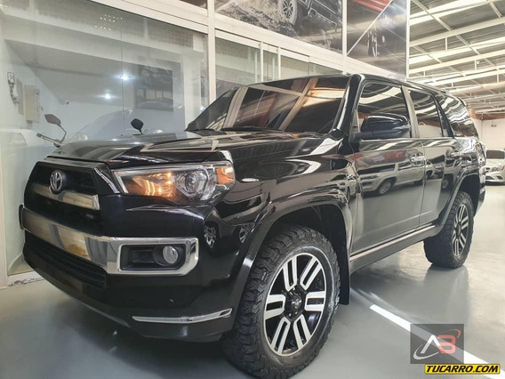 Toyota 4runner Blindada