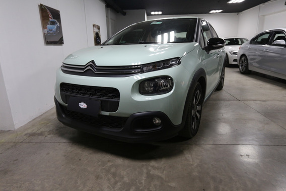 2019 Citroen C3 1.5 Manual Bluehdi 100 Ss Bvm