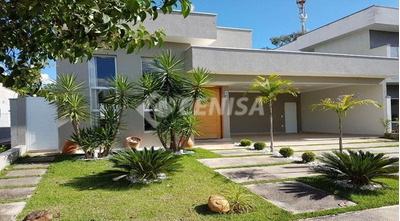 Casa Com 3 Quartos À Venda, Alto De Itaici, Indaiatuba. - Ca0894