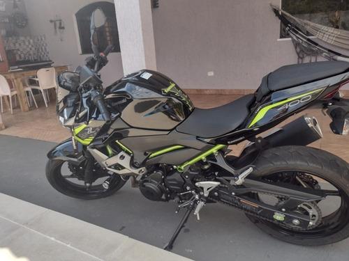 Imagem 1 de 10 de Kawasaki Z400