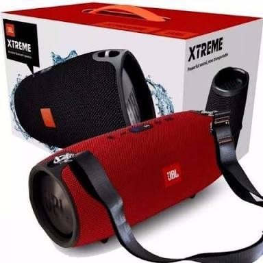 Caixa Som Portátil Bluetooth Xtreme Mini 40w Rms Potente