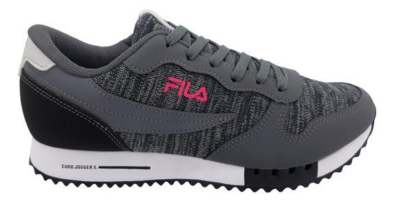 Tênis Feminino Fila Euro Jogger Sport 802951