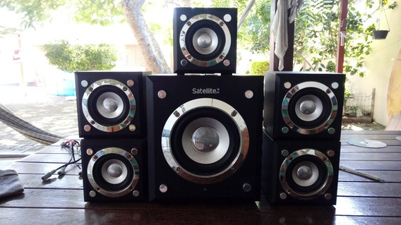 Home Theater As-5100 Satellite 5.1