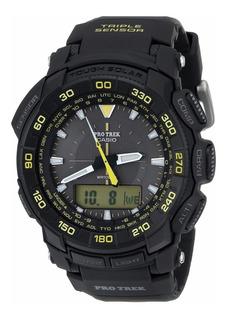 Reloj Casio Pro Trek Prg-550-1a9 Origi Local Barrio Belgrano