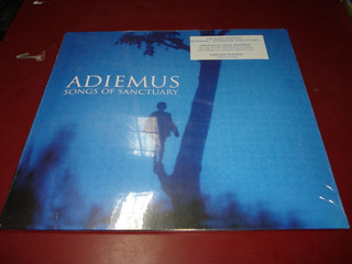 Vinilo Adiemus / Songs Of Sanctuary (nuevo Y Sellado)