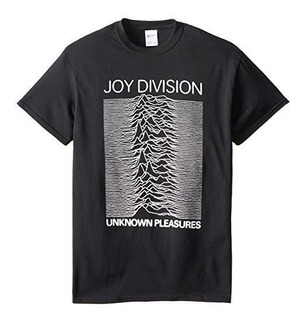 Impact Men S Joy Division Unknown Pleasures Camiseta