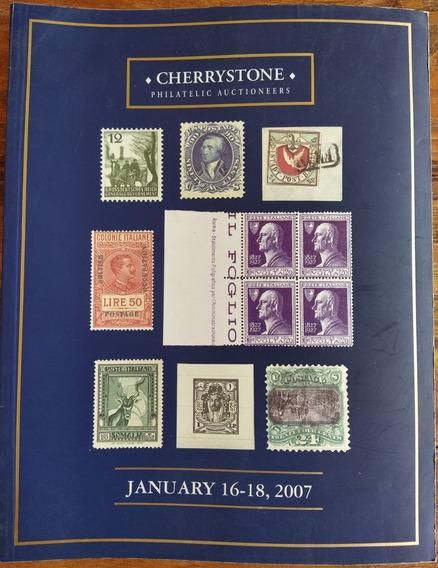 Cherrystone Catalogo Subasta Ene 2007 Rarezas Literatura Ese