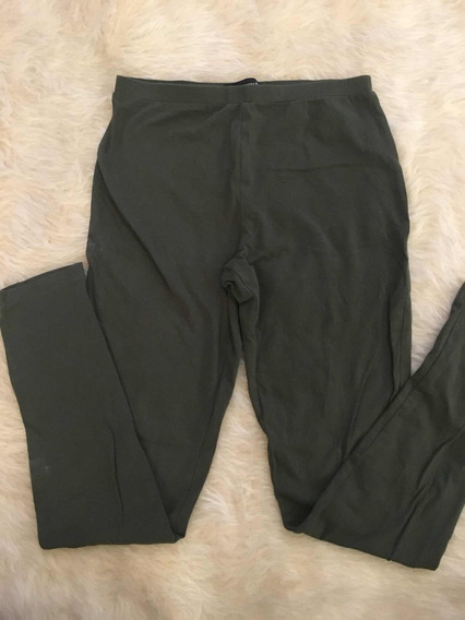 Calza Leggings Mujer Verde Musgo Atmosphere Modal