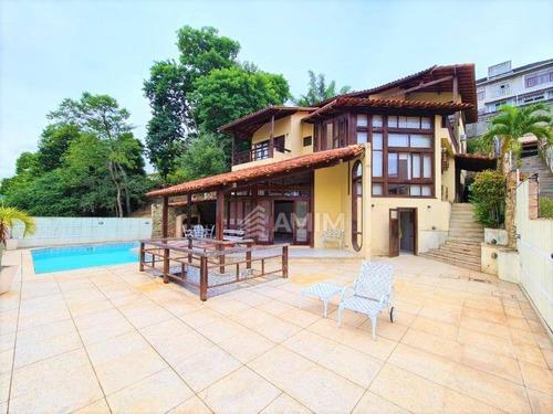 Imagem 1 de 30 de Excelente Oportunidade Em Condomínio De Alto Padrão, Em Camboinhas. - Ca0771