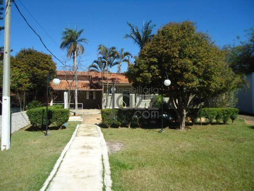 Grandiosa Chácara Com 8 Dormitórios À Venda, 2500 M² Por R$ 1.590.000 - Jardim Boa Vista - Hortolândia/sp - Ch0317