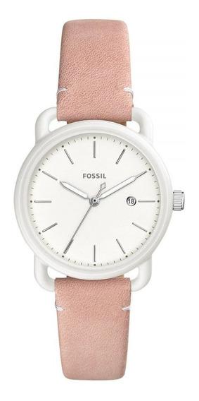 Relógio Fossil The Commuter Feminino Analógico Es4400/0