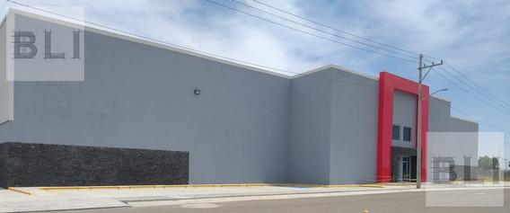 Bodega / Nave Industrial En Renta En Silao - León